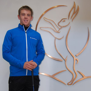Grant Forrest, Scottish Amateur Golf Champion