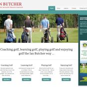 Ian Butcher Golf
